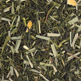 Sencha citroen thee